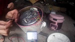Nồi cơm điện không có nguồn, không vào điện là lỗi gì ?