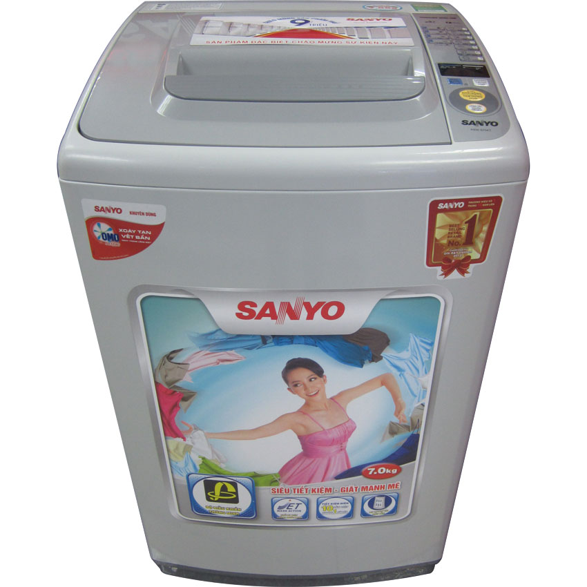 Máy Giặt Sanyo Báo Lỗi ED – Nguyên Nhân Và Cách Khắc Phục