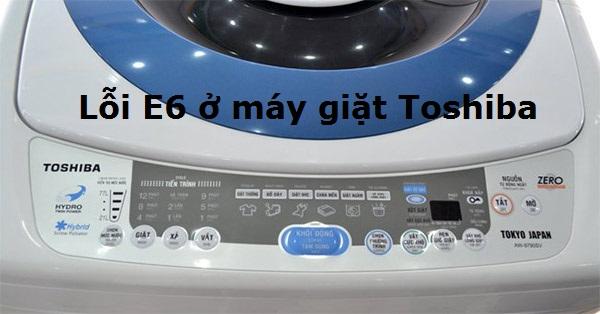 Máy Giặt LG Bị Lỗi E6 Đây Là Lỗi Gì ? Nguyên Nhân Và Cách Khắc Phục